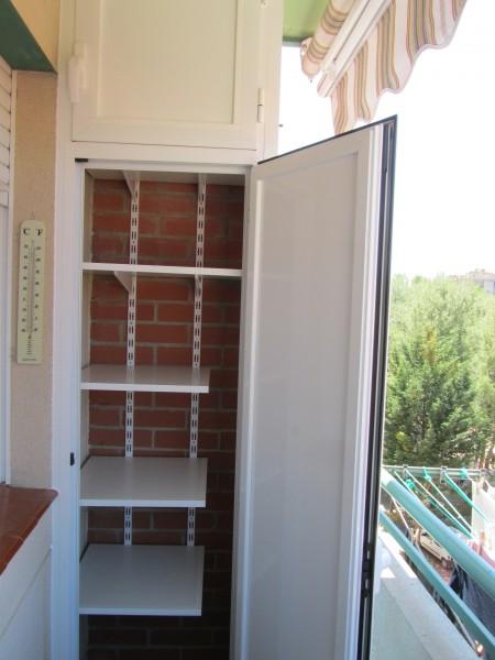 Armarios de aluminio aluminos ernesto for Armario para balcon exterior